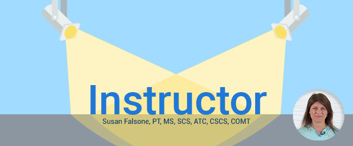Instructor Spotlight: Susan Falsone