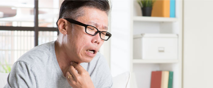 GERD and Oral-Pharyngeal Complaints